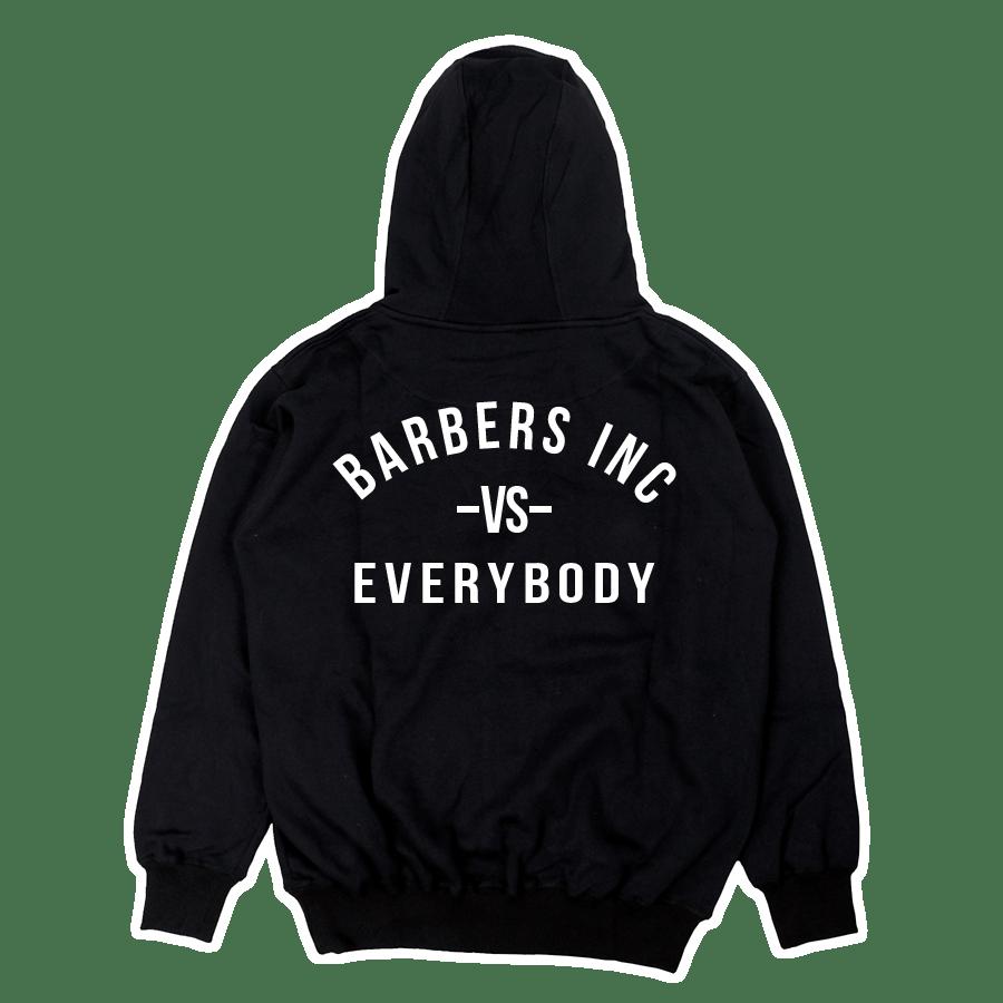 Image of Barbers Inc vs. Everybody Hoodie