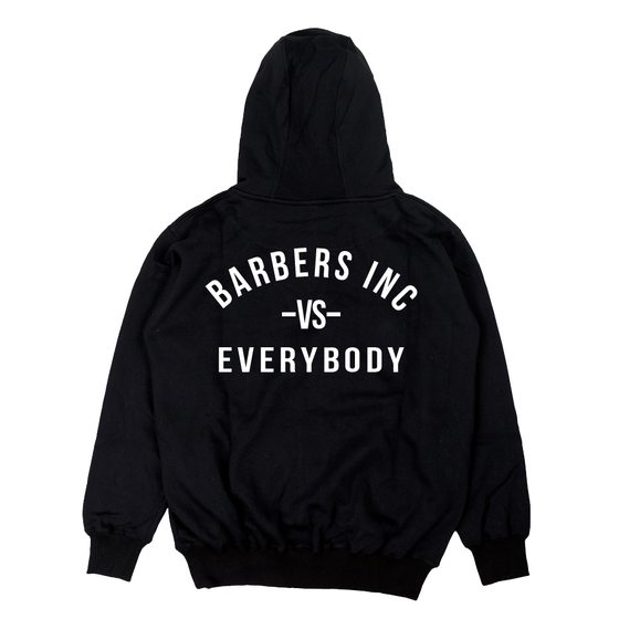 Image of Barbers Inc vs. Everybody Hoodie