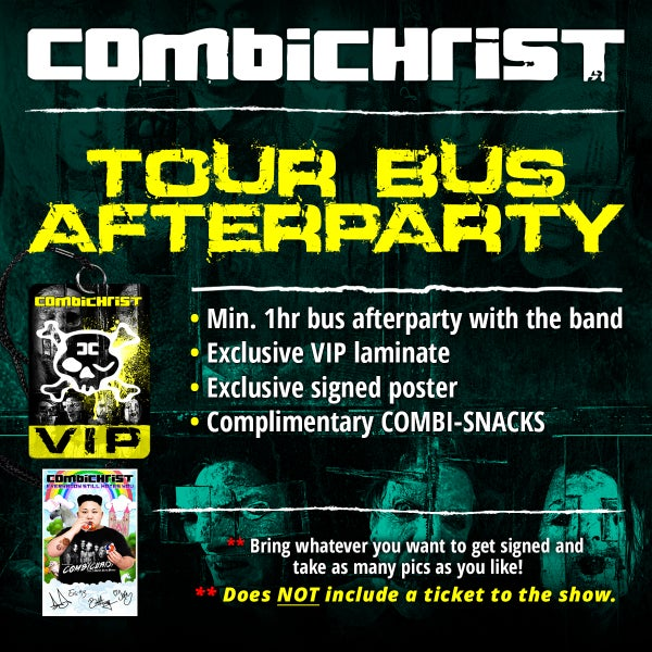 Image of TOUR BUS AFTERPARTY