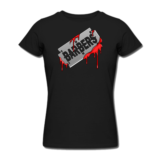 Image of Women's Bloody Razor Shirt
