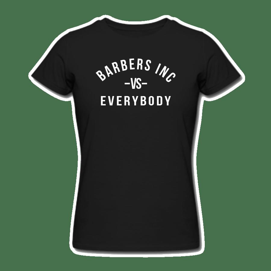Image of Women's TBI vs. Everybody Shirt