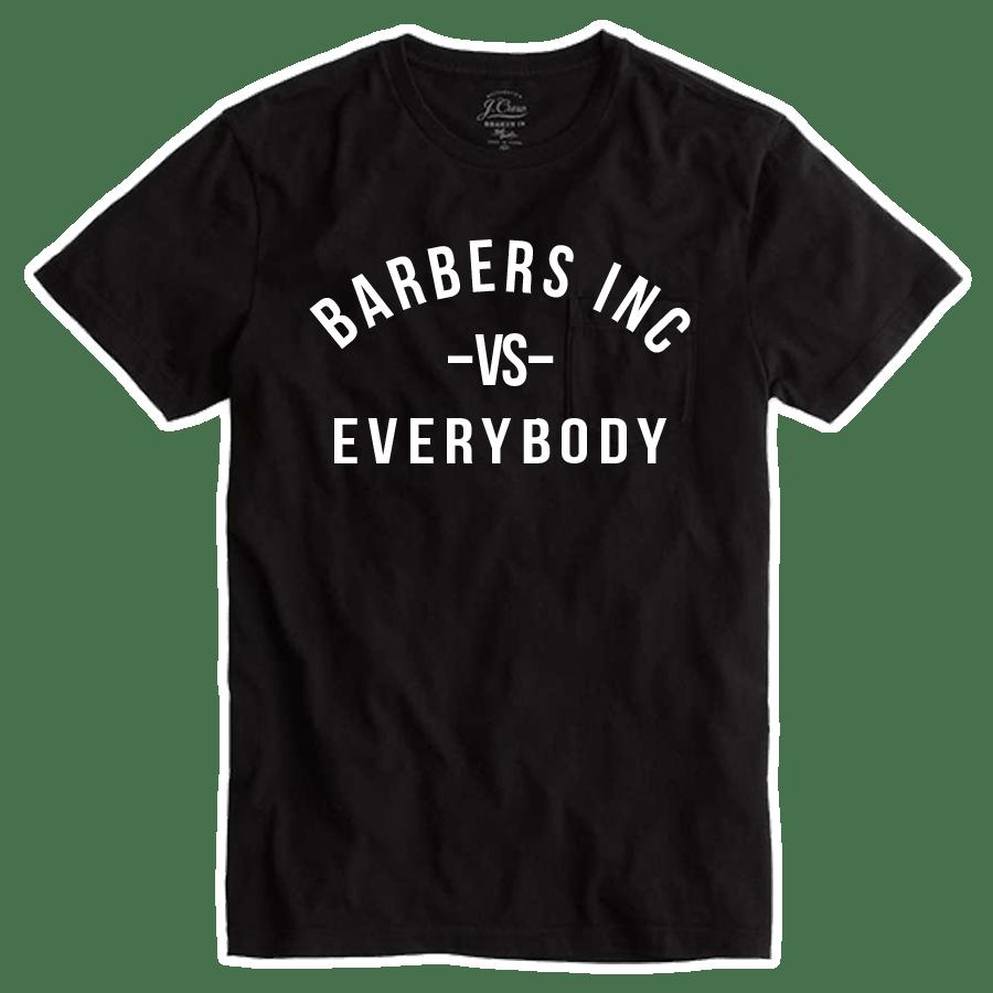 Image of Men's TBI vs. Everybody Shirt
