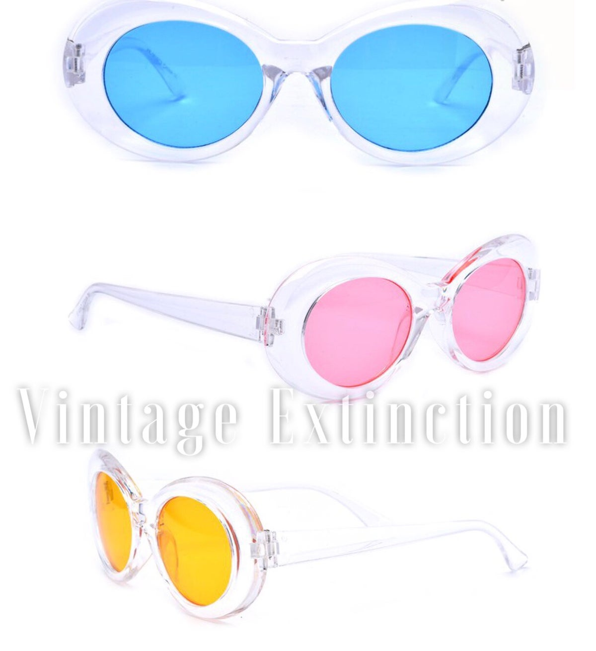 """Image of """"Looney"""" Clear Shades"""