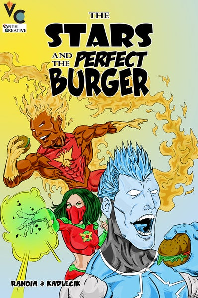 Image of The Stars and the Perfect Burger