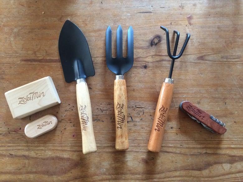 """Image of ZEKIMIN - """"Gardening Tools"""""""