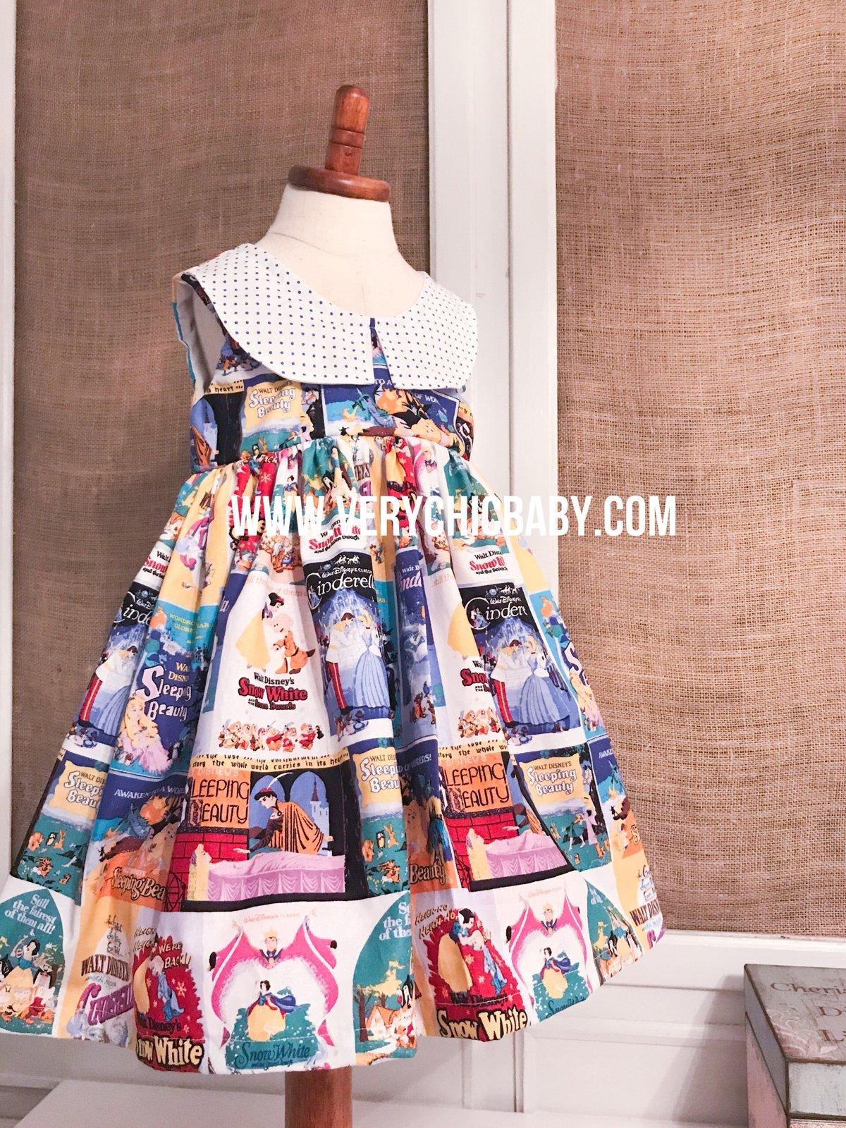 Image of Classic Princess Movie Dress