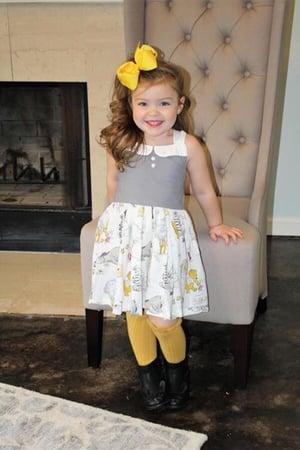 Image of Childhood Favorites Winnie the Pooh Dress