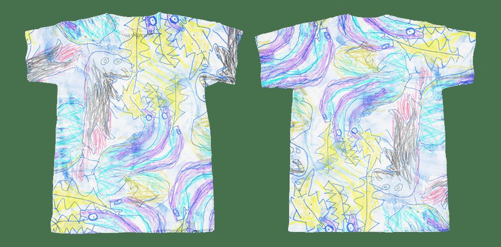 Image of Xanti (Pré-commande) tee-shirt
