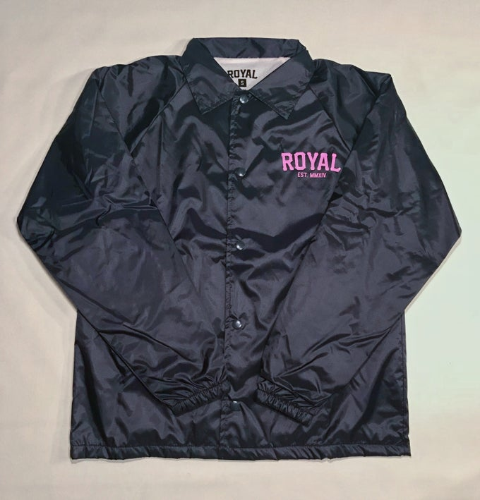 Image of OG Windbreaker - Navy