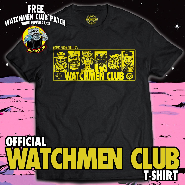 Image of Watchmen Club T-Shirt