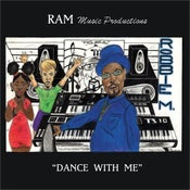 "Image of Robbie M ""Dance With Me"" Vinyl LP"