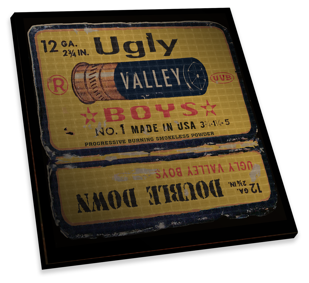"Image of CD ""Double Down"" Ugly Valley Boys"
