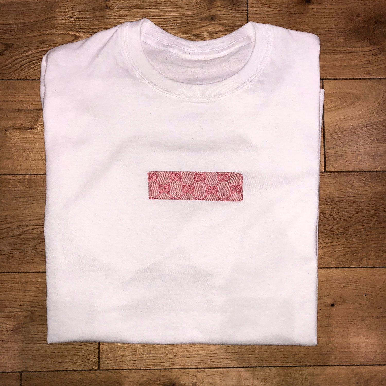 c4ca23a55 Gucci Box Logo T-Shirt   Fresh Creps NCL