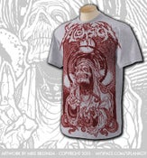 Image of THE VOID (Light Shirt) -----------------------------