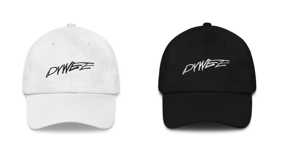 Image of Handwritten Dad Hat