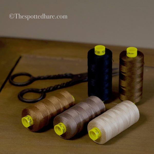 Image of Buttonhole/Topstitching Thread ~ Strong