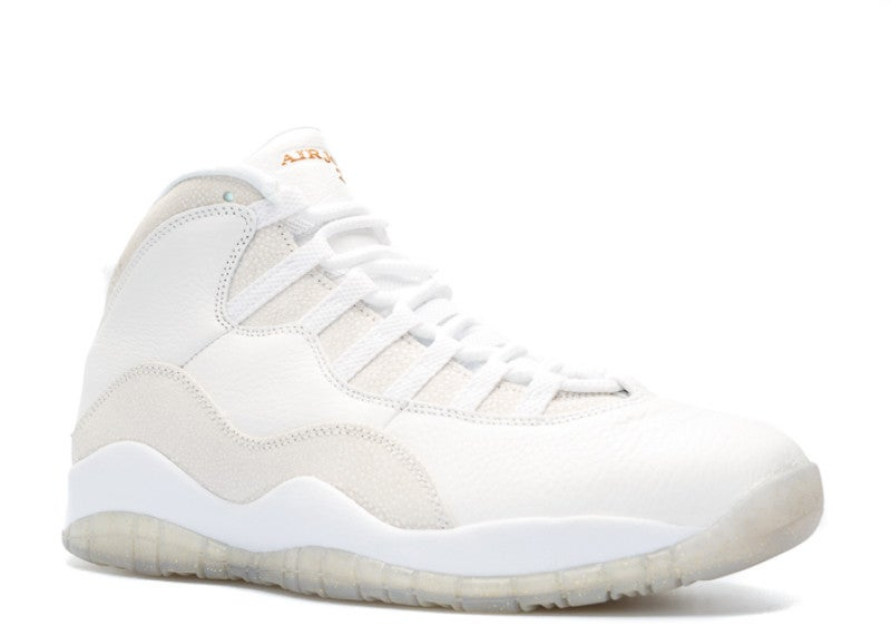 "Image of AIR JORDAN 10 ""OVO"""