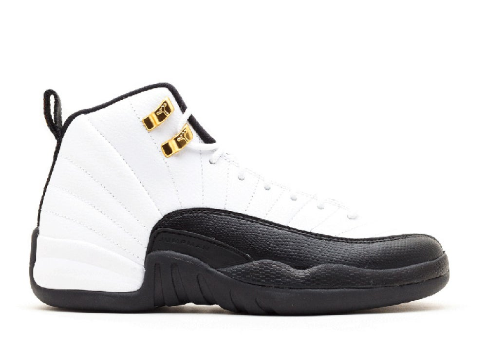 "Image of Air Jordan 12 ""Taxi"""