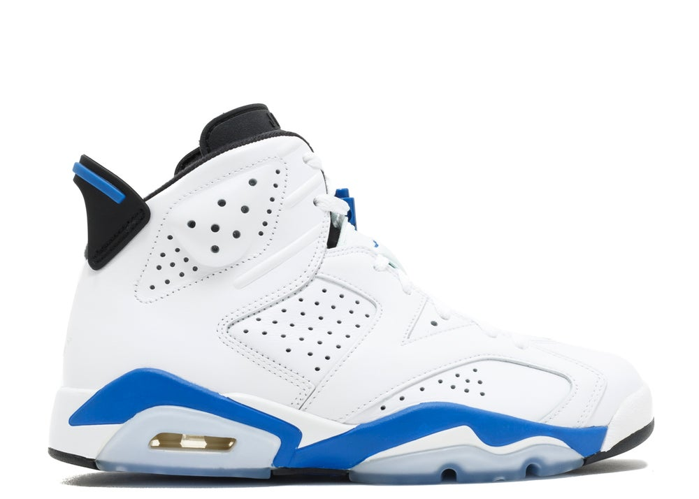 "Image of AIR JORDAN 6 ""ROYAL"""