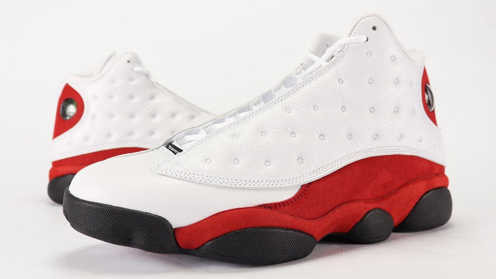 "Image of AIR JORDAN 13 ""CHERRY"