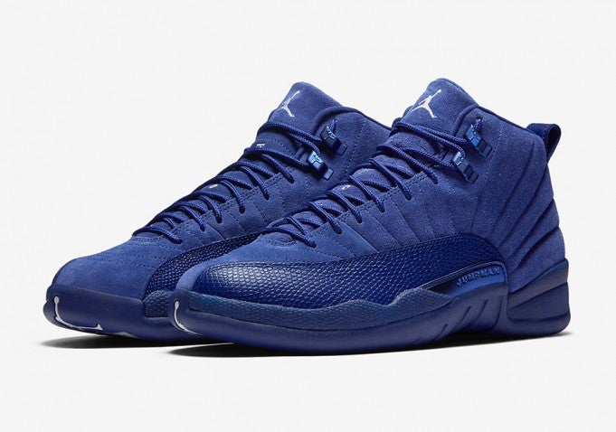 "Image of AIR JORDAN 12 ""ROYAL BLUE"""