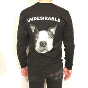 "Image of ""Undesirable"" Longsleeve T-shirt"