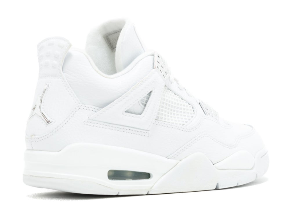 "Image of AIR JORDAN 4 RETRO ""PURE MONEY"" 2005"