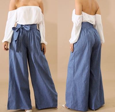 Image of Lisa palazzo pants