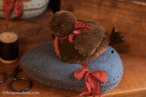 Image of KIT ~ Bird N Egg ~ A Pincushion