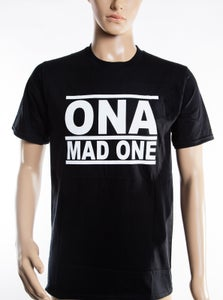 Image of The OnaMadOne Tee (WHITE)