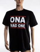 Image of The 'OnaMadOne' Tee (RED)