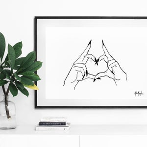 Image of Heart Sign