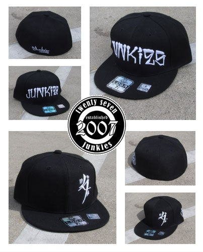 Image of Junkies Bones Snap Back