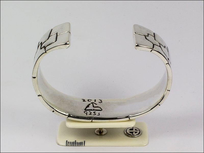 Image of Inka Wall Open Bracelet
