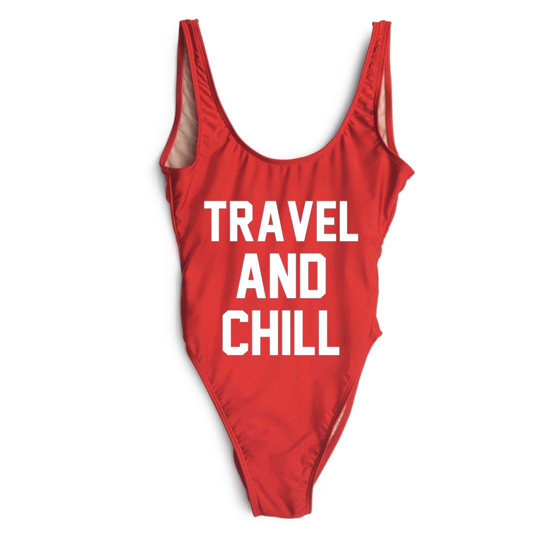 Image of TRAVEL AND CHILL SWIMSUIT (up to 3x)