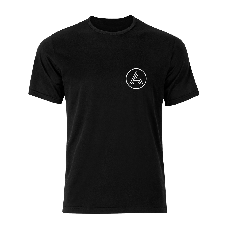 Image of The Bamboo Organic T-shirt / Black