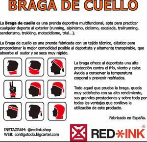 Image of BRAGA DE CUELLO