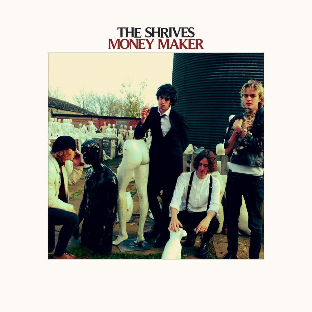 Image of Money Maker (CD Single)