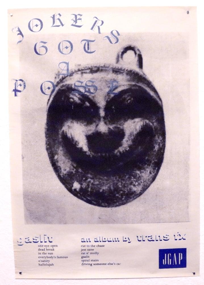 Image of Gaslit poster