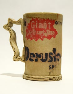 Image of Derusto case logo mug