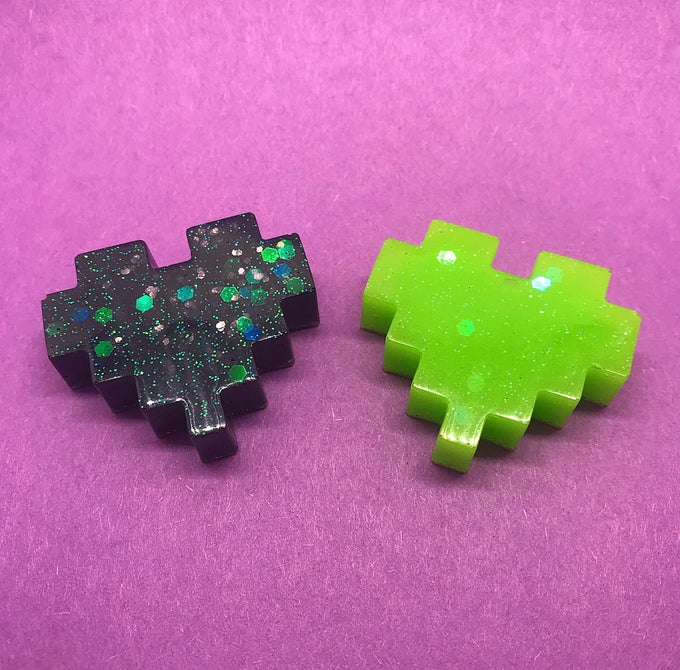 Image of 8-bit Heart