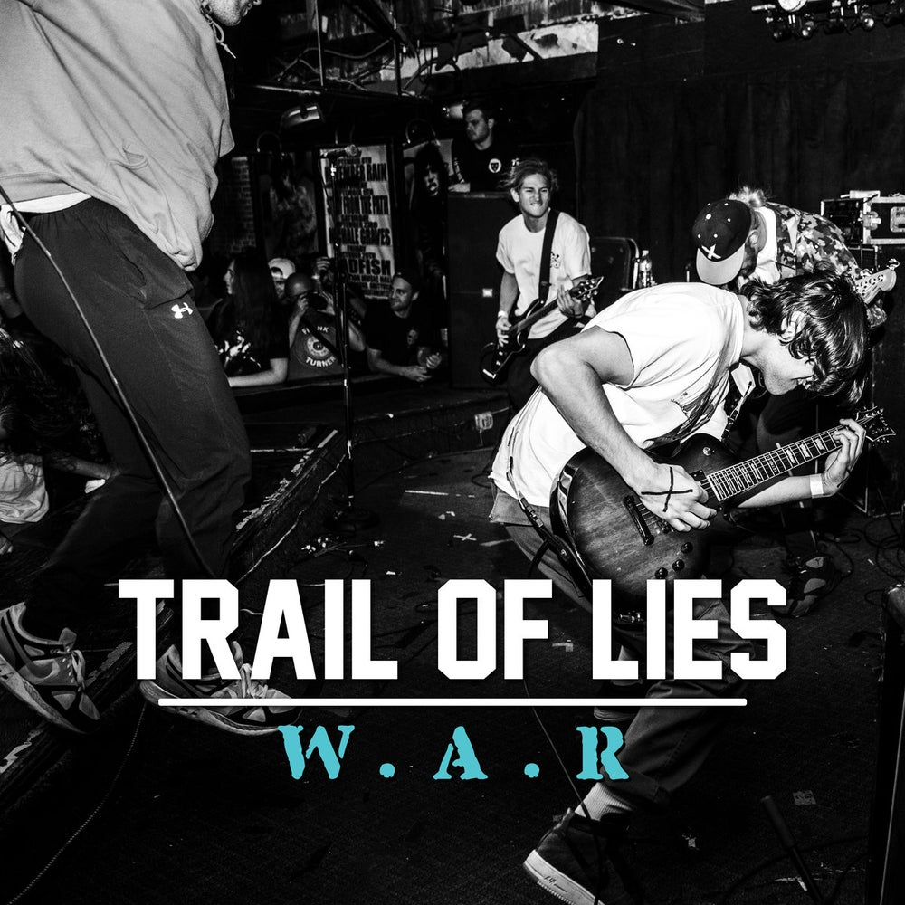 Image of Trail Of Lies - W.A.R. CDEP