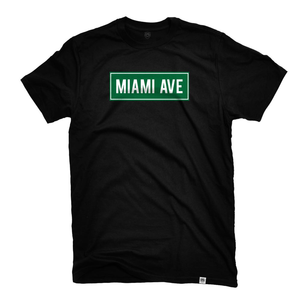 Image of MIAMI AVE TSHIRTS