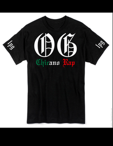 Image of OG CHICANO RAP TSHIRT