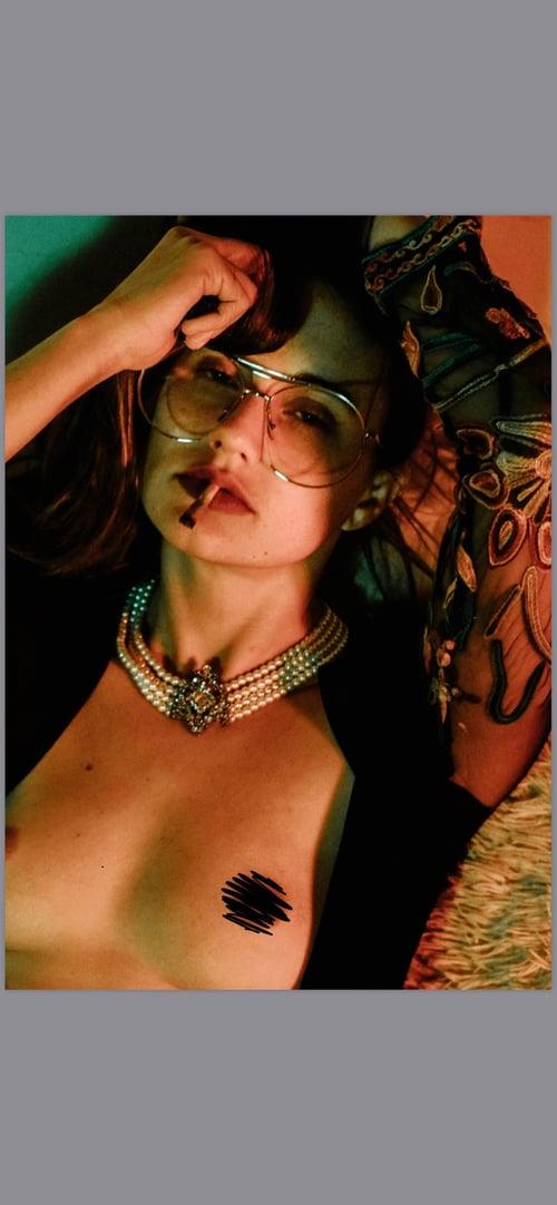 Image of NAKID MAGAZINE - MINI-ISSUE X: WEED {Digital Format}