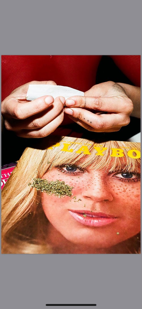 Image of NAKID MAGAZINE - MINI-ISSUE X: WEED {Print Format}