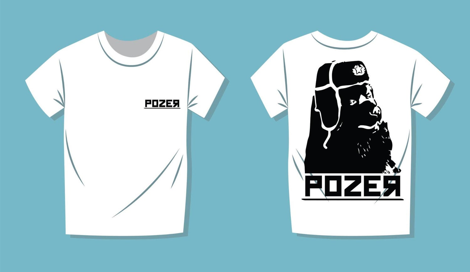 Image of Pozer T-Shirt