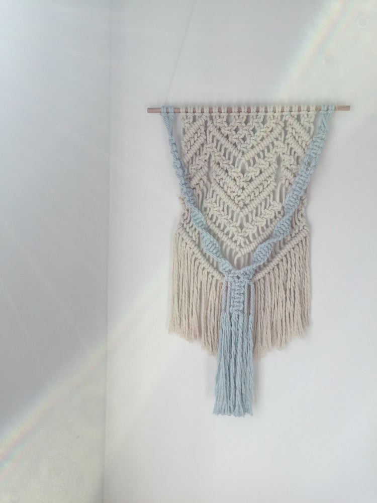 Image of 26th of May  Macramé workshop