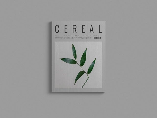 Image of CEREAL volume 15