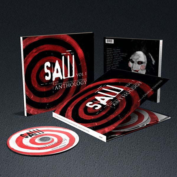 Image of Saw Anthology Vol 1 - Charlie Clouser
